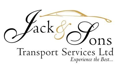 Jacks and Sons Transport Logo