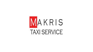 Makris Taxi Logo