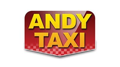 Andys Taxi Logo