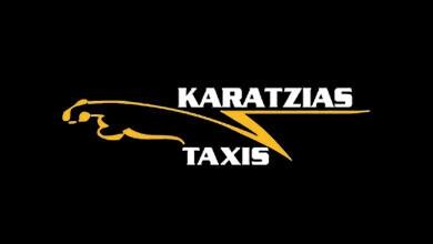 Karatzias Taxi Logo