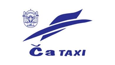 C & A Taxi Logo